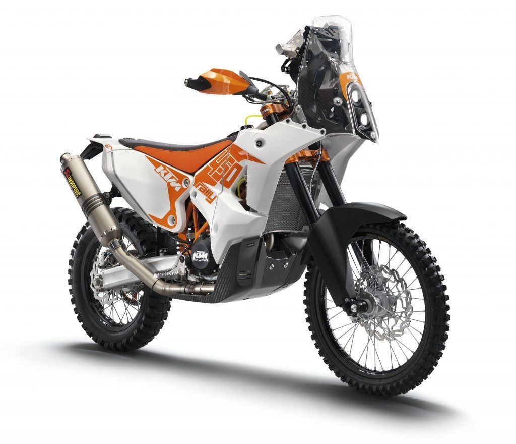 La KTM 450 Rally Réplica, muy pronto disponible en la red