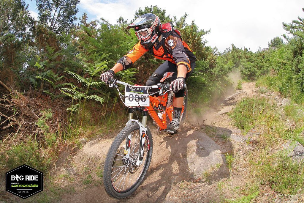 Arranca en Ojén, El Enduro BTT de Big Ride