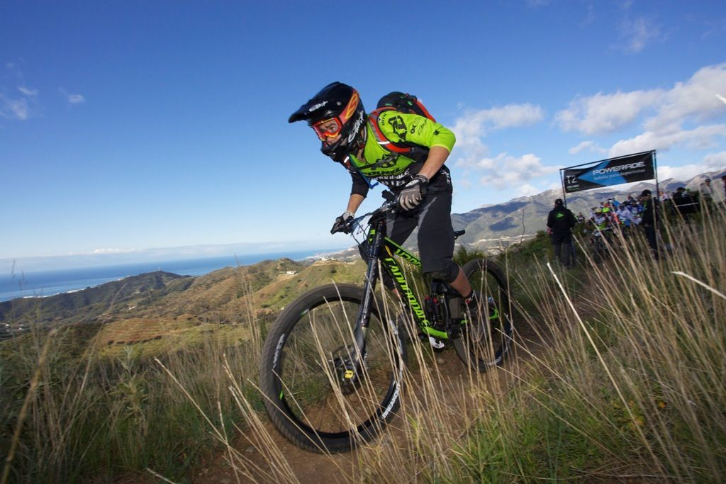 Arranque espectacular del Open de España Enduro BTT Big Ride powered by Cannondale