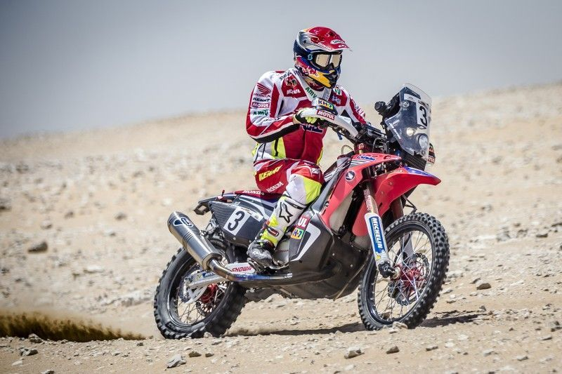 Sealine Cross Country Rally: Marc Coma domina la primera etapa