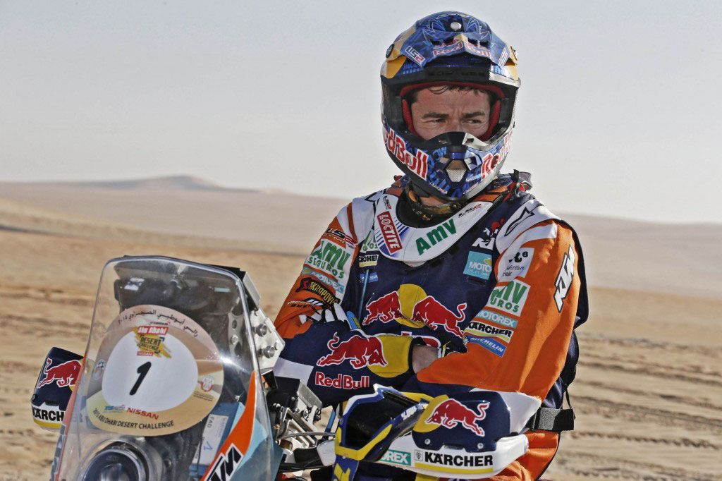 Coma, Viladoms, Barreda y Monleón a punto para disputar el Sealine Cross Country Rally