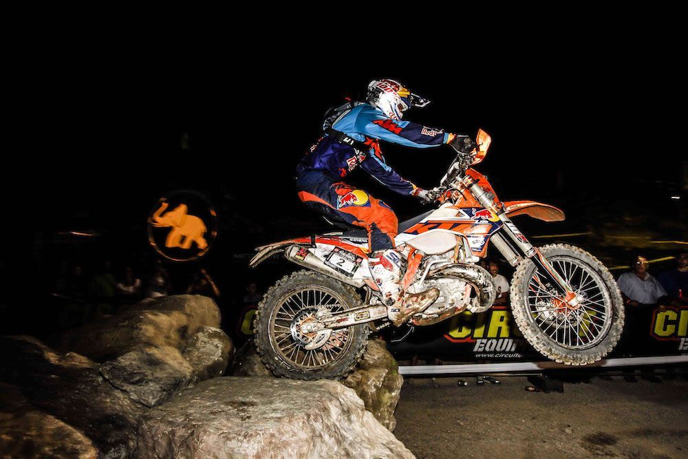 Jonny Walker se impone en The Wall Extreme Race