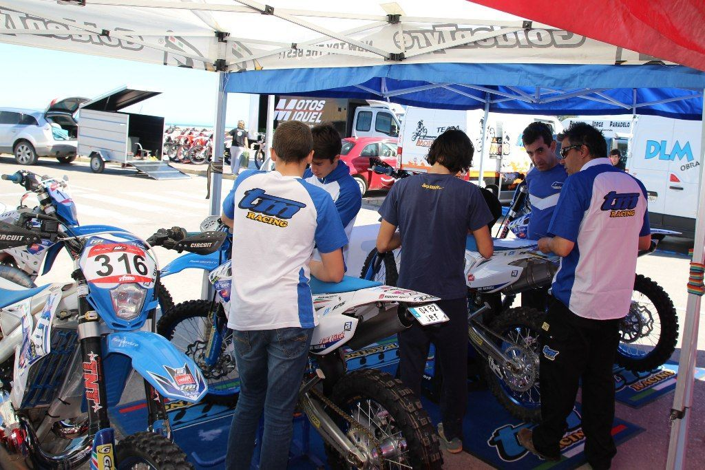 TM Racing Spain nos propone una interesante Challenge Enduro 2016