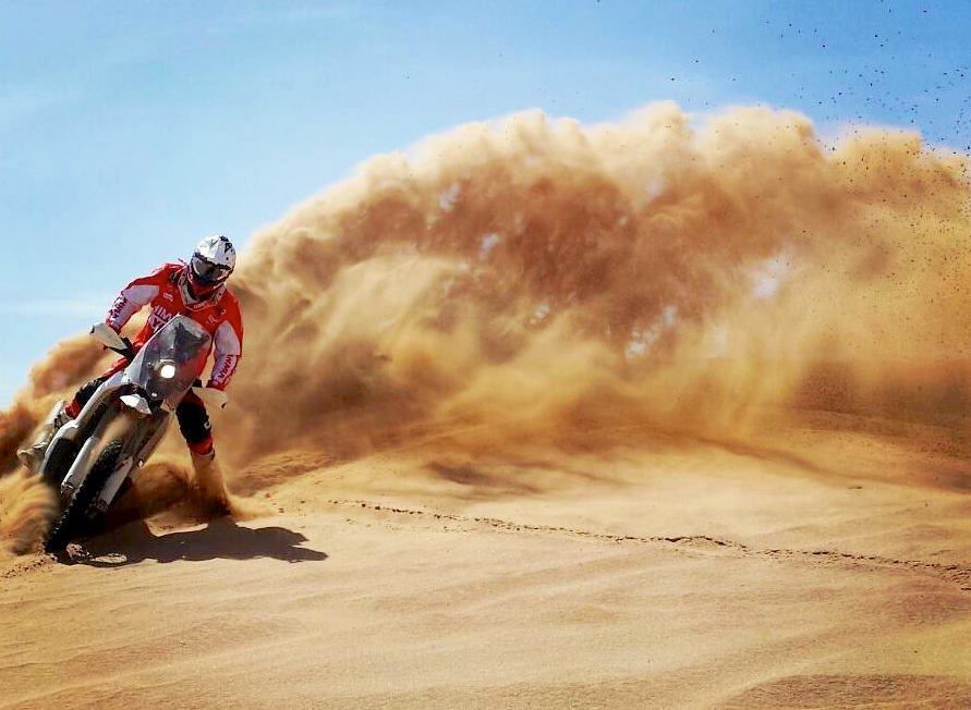 Puesta de largo del HIMOINSA Racing Team en el Merzouga Rally