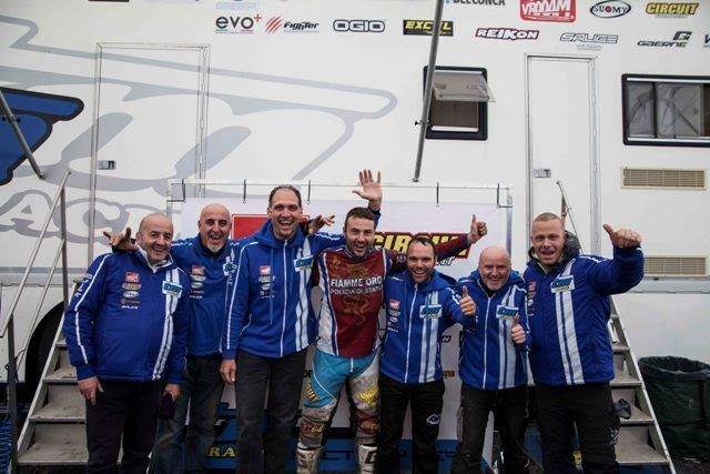El Team TM Racing Factory define su equipo para el Mundial de Enduro