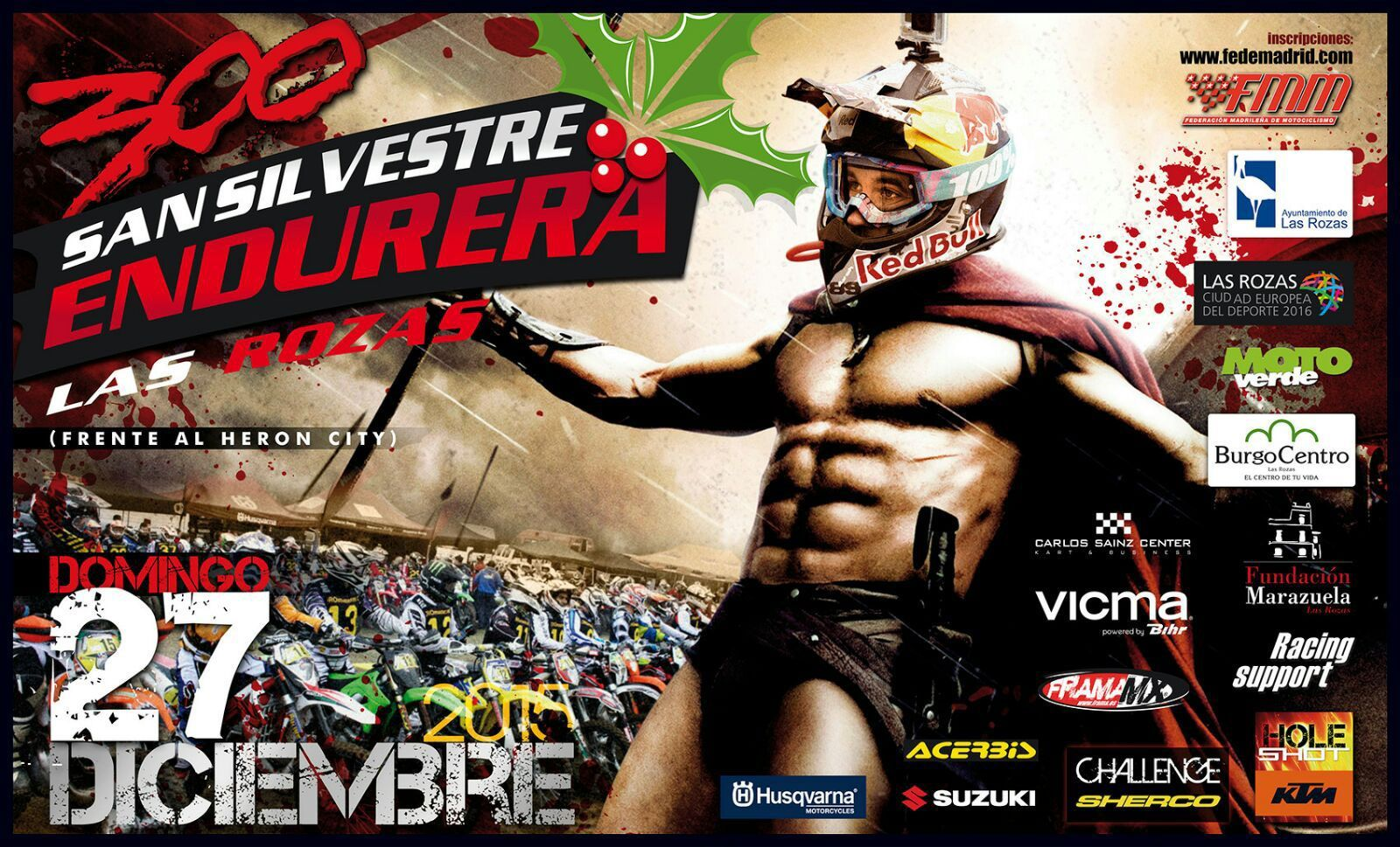 San Silvestre Endurera 2015 despide el año off road