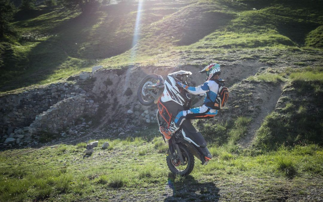 Gran éxito del primer KTM Adventure Rally Europeo