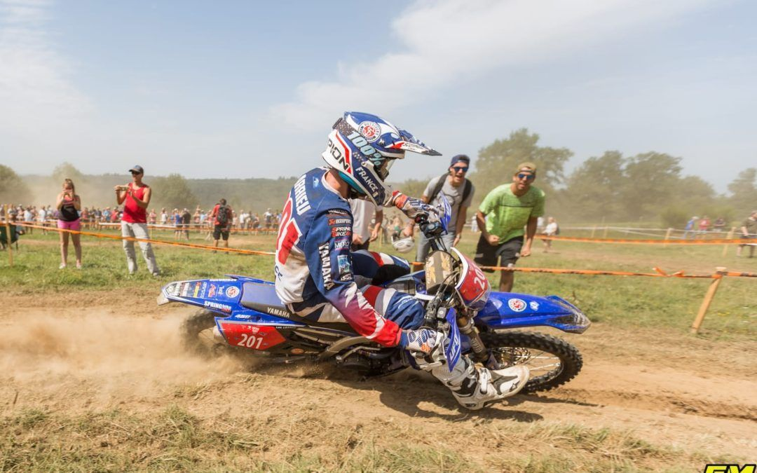 ISDE 2017 día 2: Francia domina en World, USA líder en Junior y España se hunde en Women´s