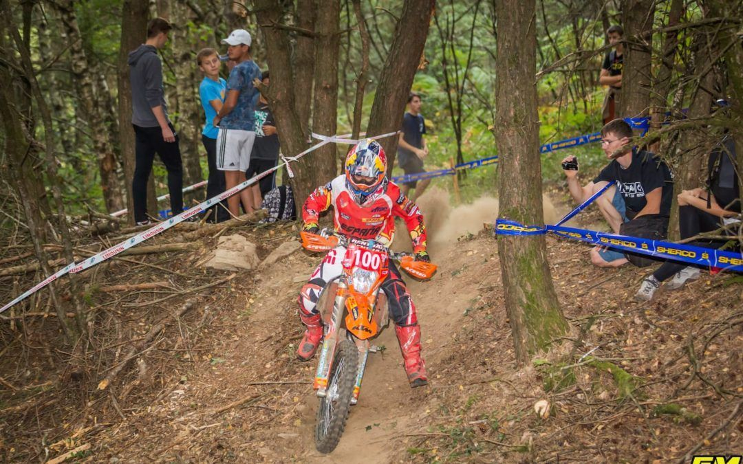 ISDE 2017 día 3: Francia domina en World Trophy y Junior, las australianas líderes en Women´s