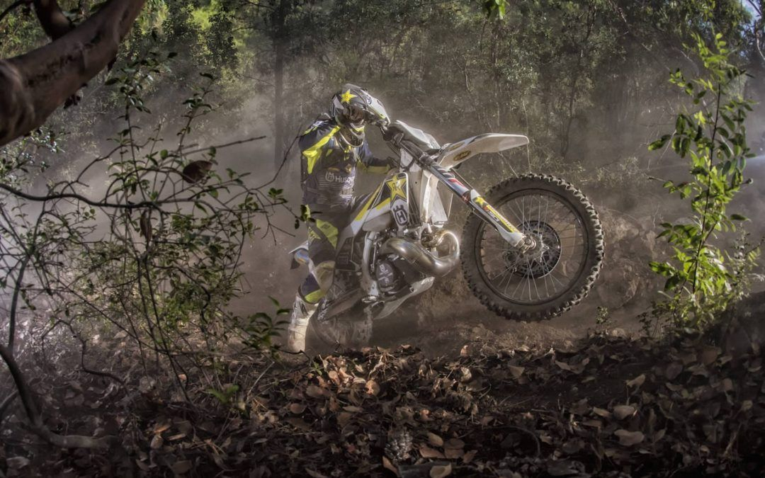 Quinta victoria de Graham Jarvis en el Hard Enduro Sea to Sky
