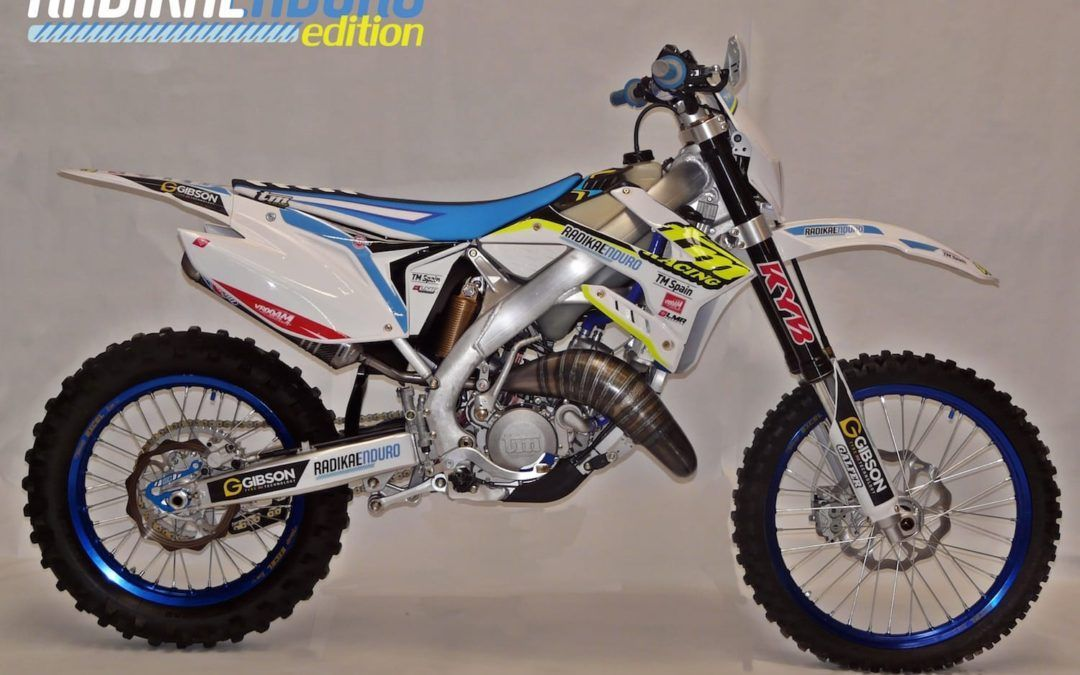 "TM Spain presenta las exclusivas  ""Radikal Enduro Edition"""