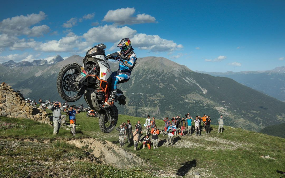 KTM European Adventure Rally en Cerdeña