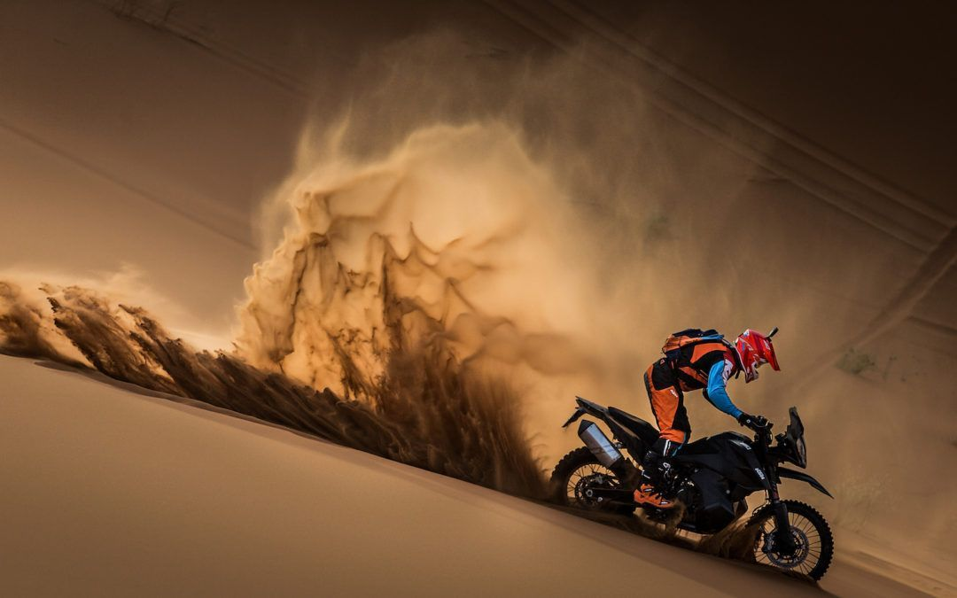 Ultimate Race: Una ocasión única para los pilotos KTM  Adventure Rally