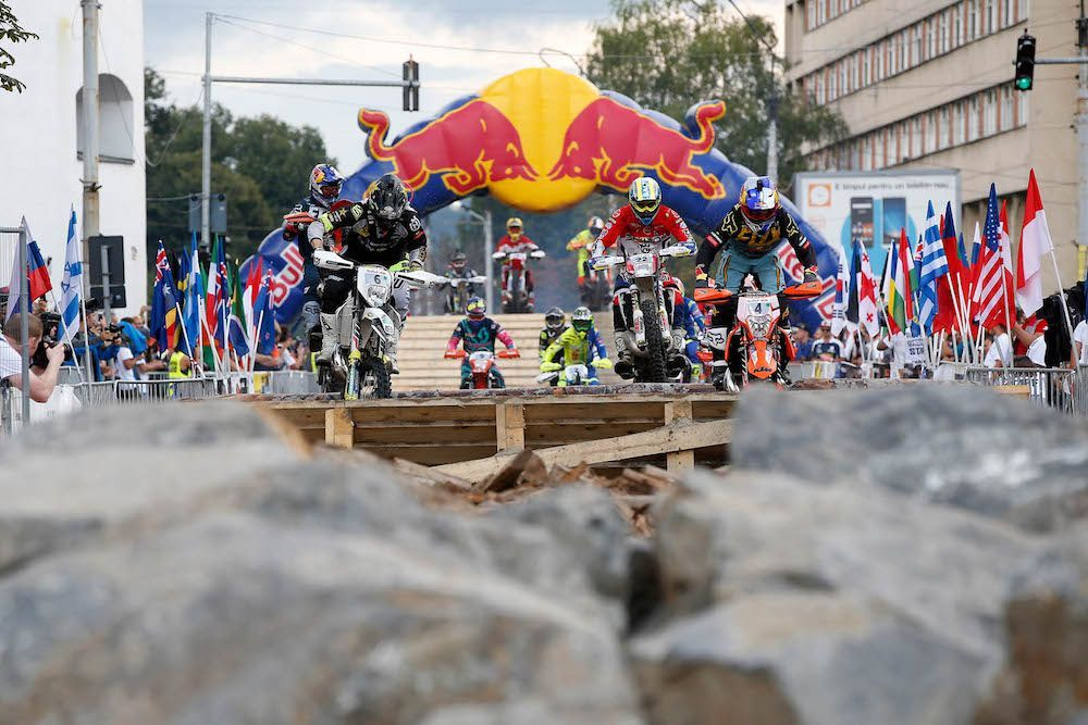 Vídeo prólogo Red Bull Romaniacs 2018