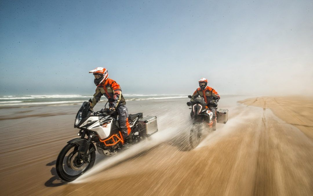 Sube de nivel con la gama KTM Adventure y Super Duke