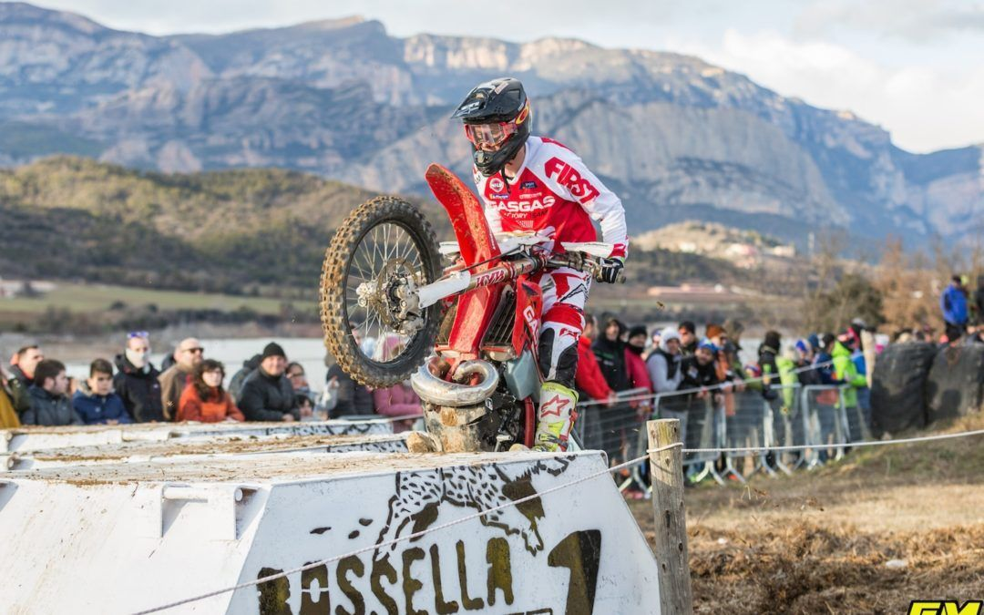 Alex Snow se suma al Gas Gas Enduro Factory Team