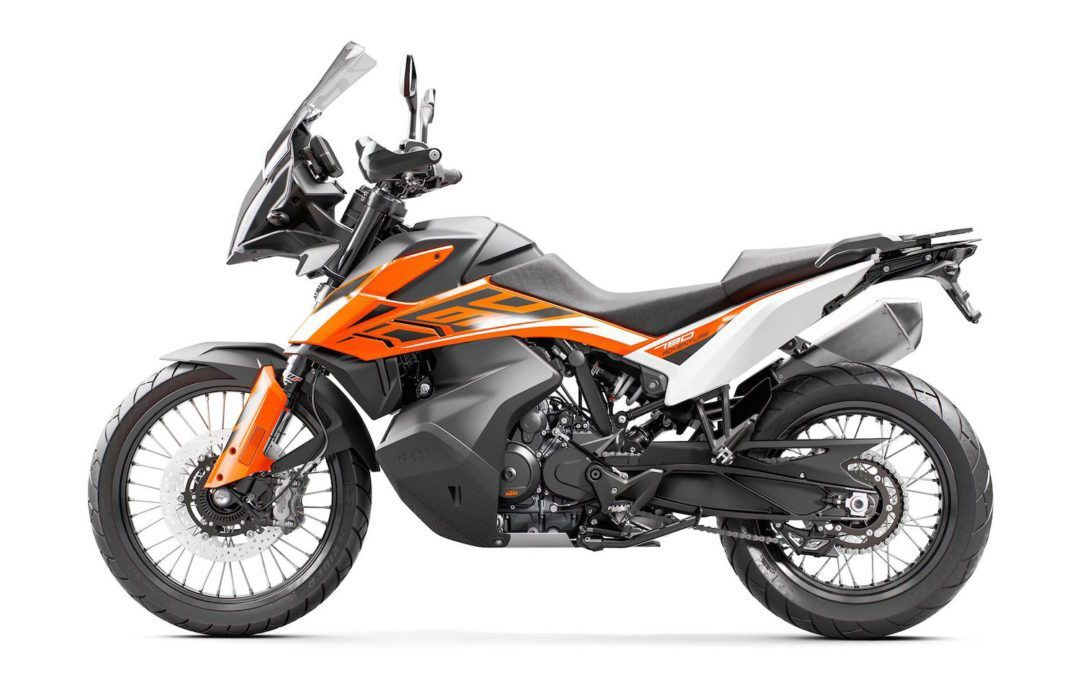 Orange Days 2019, ¡Prueba la nueva KTM 790 Adventure!