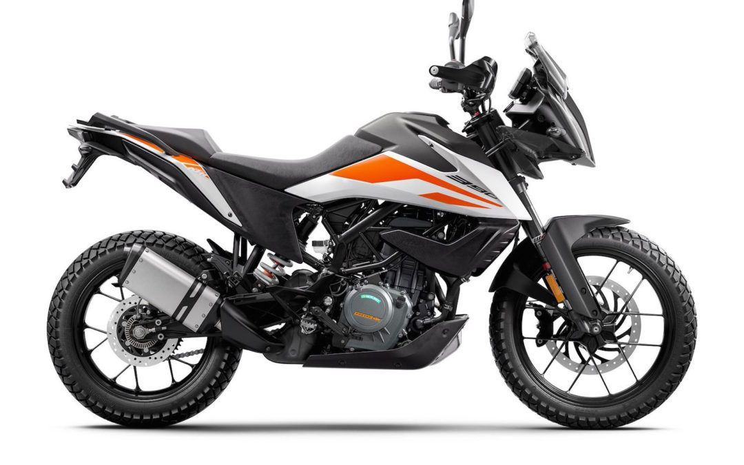 Vídeo KTM 390 Adventure