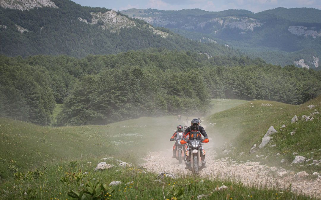 El European KTM Adventure Rally 2020 se celebrará en Grecia