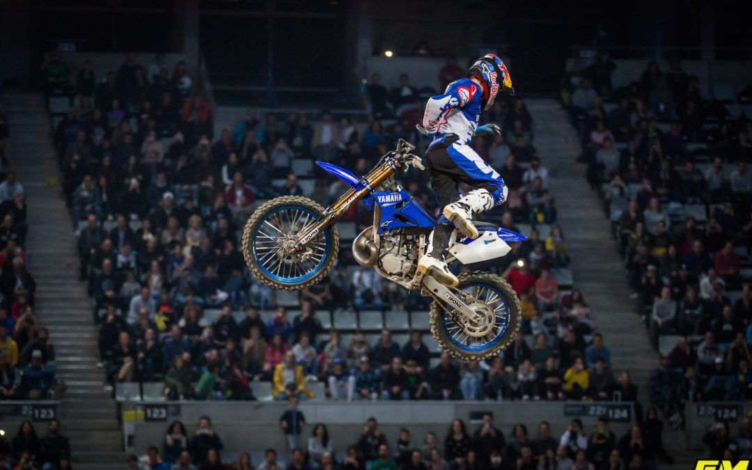SuperCross & Freestyle Internacional de Barcelona: El espectáculo mayúsculo