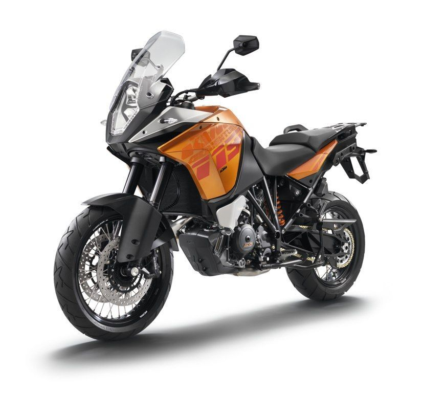 El sistema de control de estabilidad MSC, ya disponible para las KTM 1190 Adventure 2013