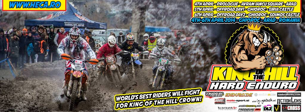"Llega la segunda edición del Enduro Extremo ""King of the Hill"" en Rumania"
