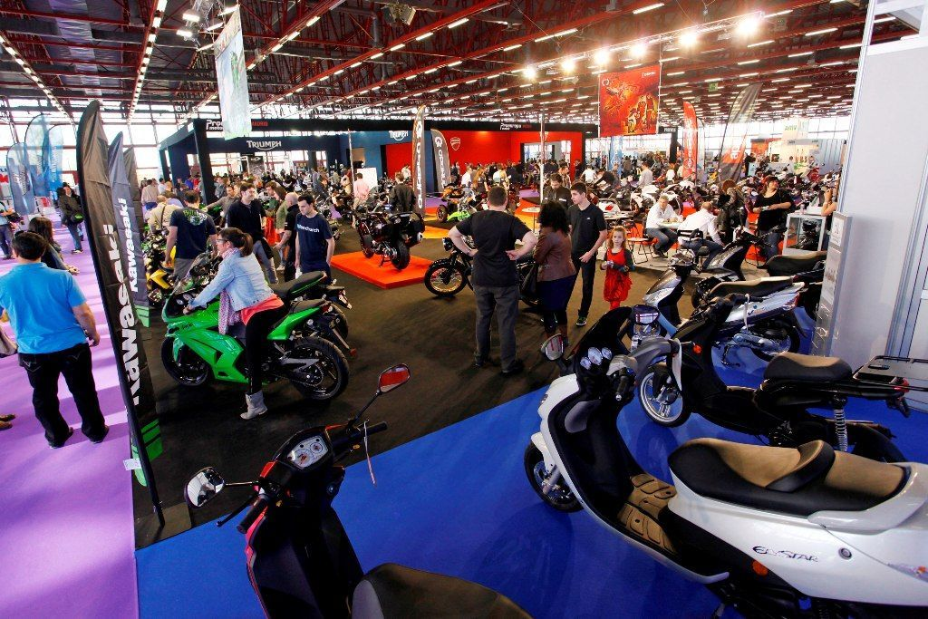 El optimismo del sector impulsa a MotoMadrid 2014