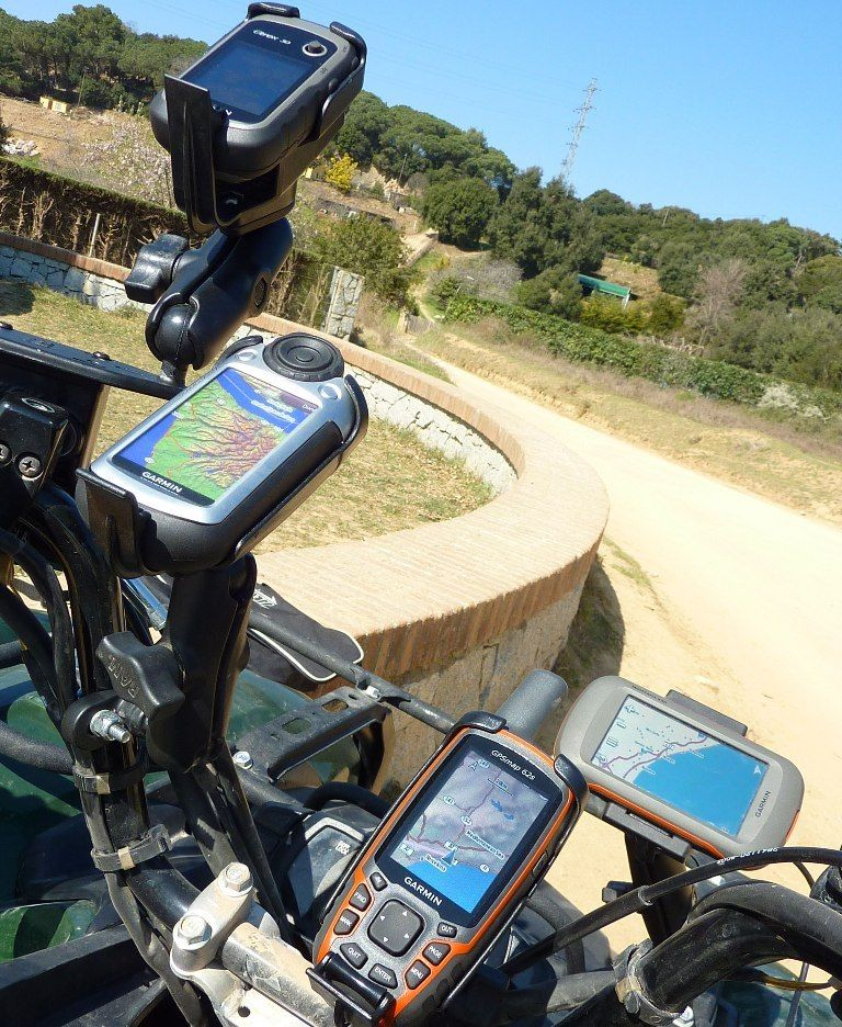 ¿Road Book o GPS?