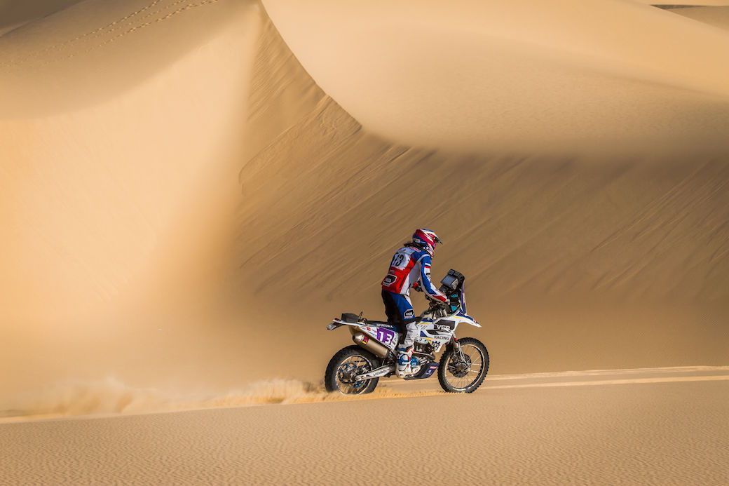 Pharaons Rally etapa 3: Oriente Medio sigue dominando en Egipto