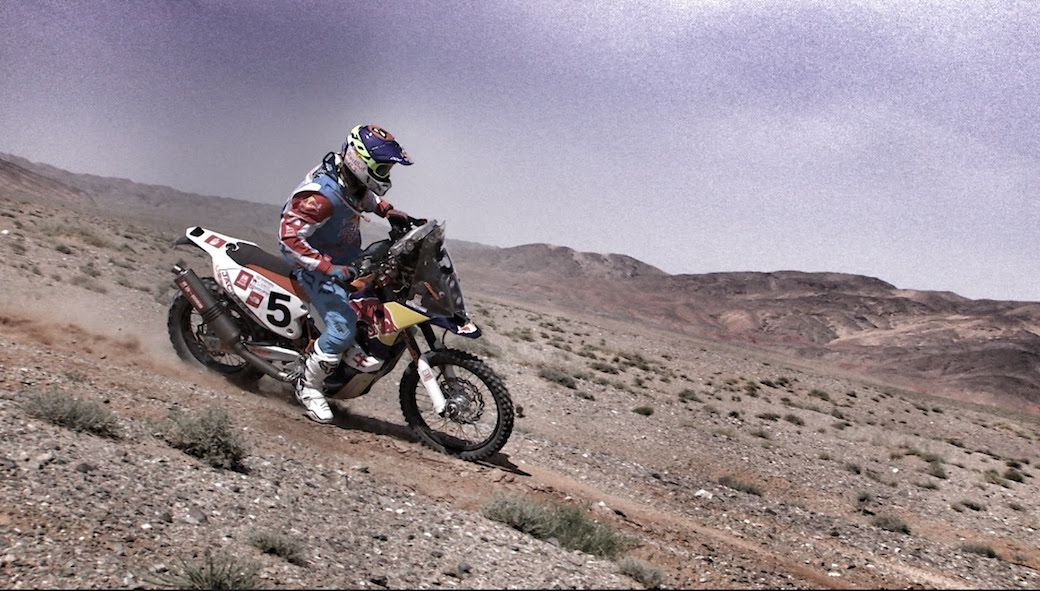 Armand Monleón, más cerca del triunfo en el China Silk Road Rally