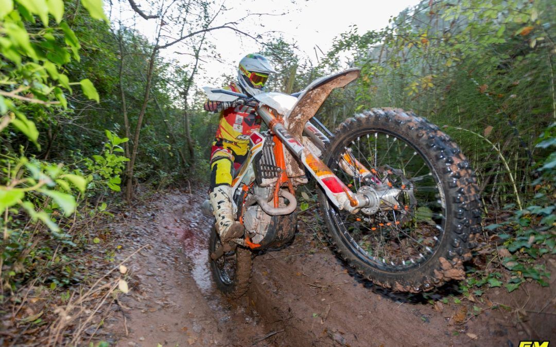 Test KTM 250 EXC-F SixDays