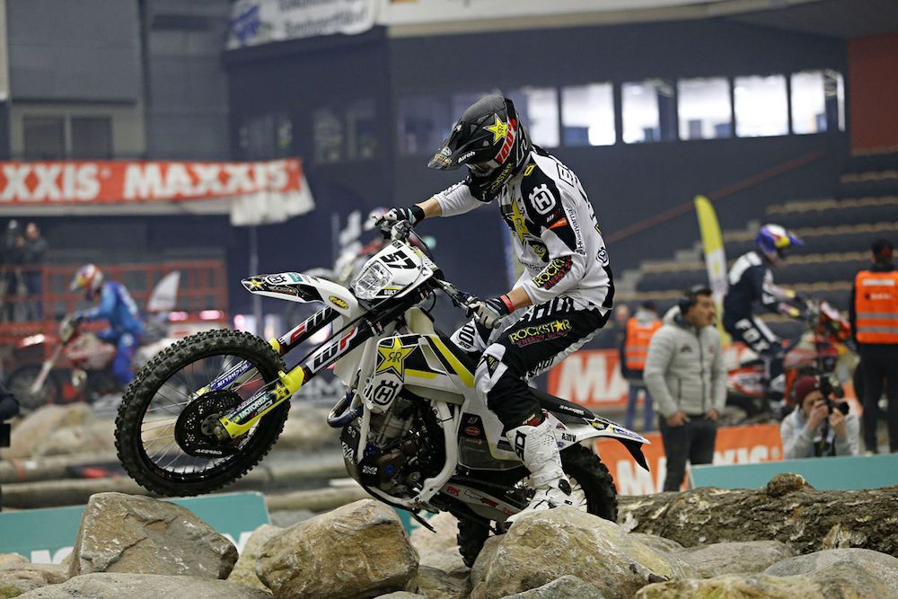 Husqvarna Motorcycles y Billy Bolt juntos hasta el 2021
