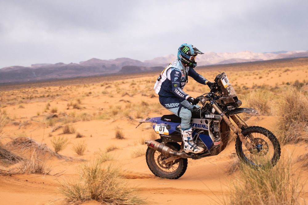 ¡Van Beveren intratable en el Afriquia Merzouga Rally