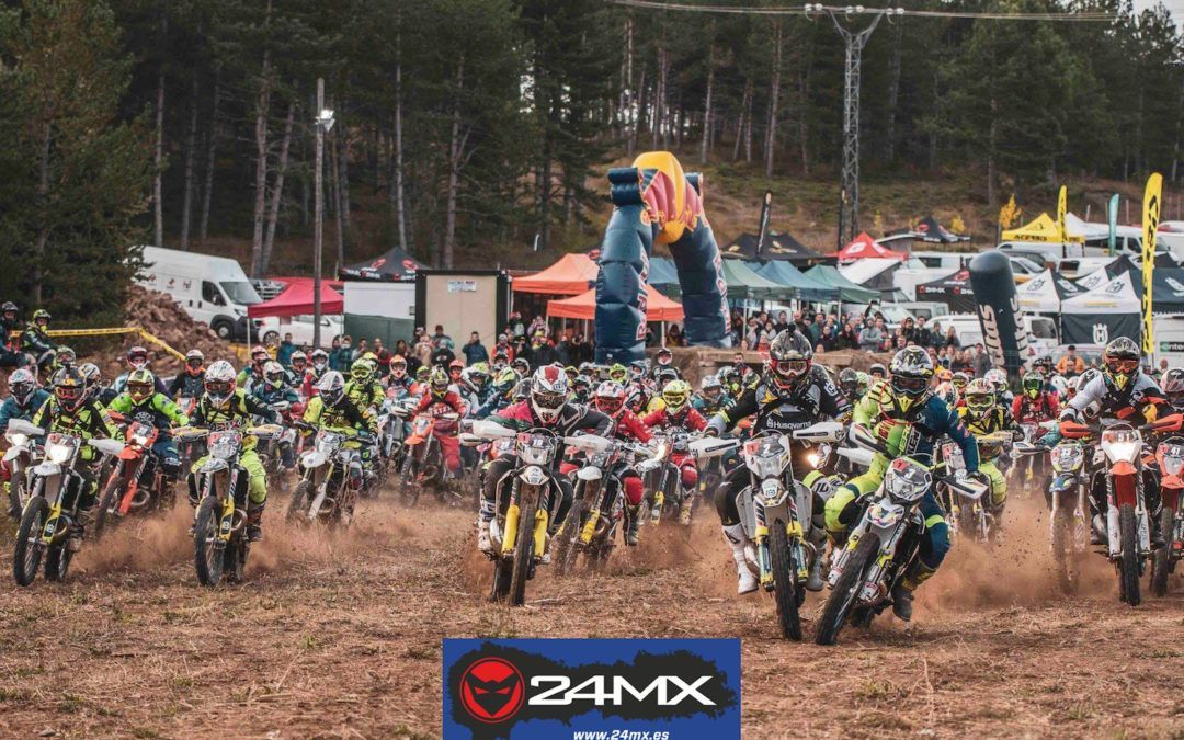 24MX 'official Partner' de Hixpania Hard Enduro