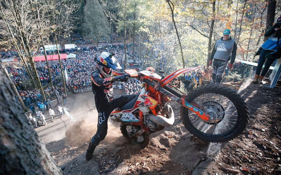 Manuel Lettenbichler logra el título de Ultimate Enduro World Champion 2019 en GetzenRodeo