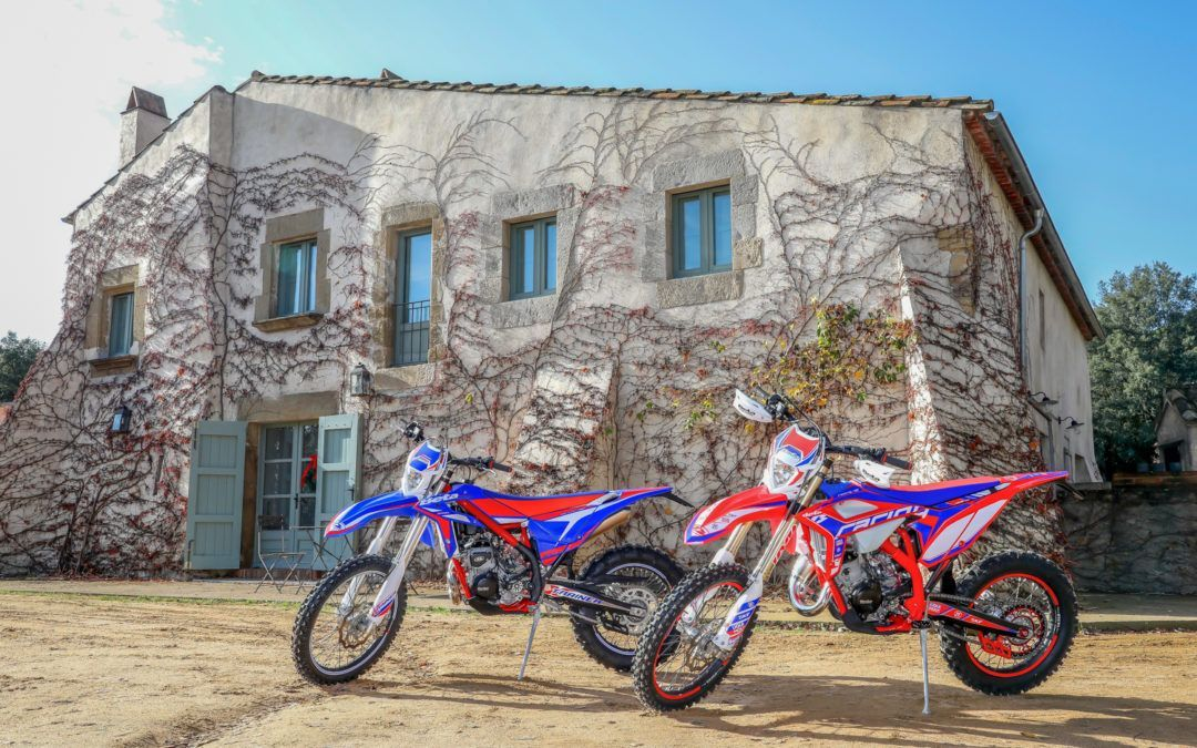 Test Beta RR Racing y Xtrainer 2020