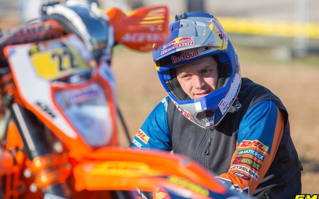 KTM confirma la salida de Jonny Walker del equipo Red Bull KTM Factory Racing